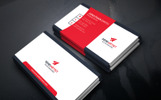SendArtist Business Card Corporate Identity Template