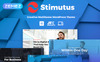 Stimutus - Creative Multihome Elementor WordPress Theme New Screenshots BIG