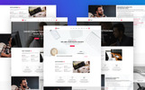 Monger - One Page HTML5 Website Template
