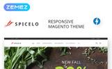 Spicelo - AMP Spice Shop Magento Theme