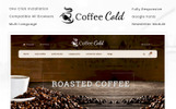 Responsivt Cold - Coffee Shop OpenCart-mall