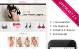 Belle Lingerie - Opencart Responsive OpenCart Template