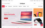 Reszponzív Mobil áruház témakörű  Weboldal sablon