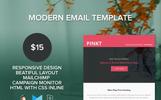 响应式邮件模板