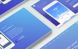 AppIt - App Landing Page Template