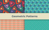 Geometric Patterns Illustration Big Screenshot