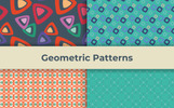 Geometric Patterns Illustration