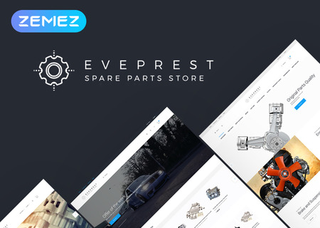 Eveprest Spare Parts 1.7 - A Better Way Forward