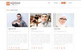 Responsywny szablon Joomla #65106 na temat: islam