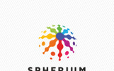 Spherium Digital Logo Template