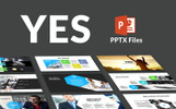 Yes - Presentation PowerPoint Template